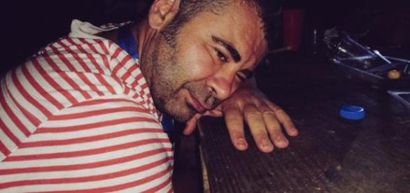 Jorge Javier Vázquez y sus heridas sufridas en Planeta Calleja - lavanguardia.com