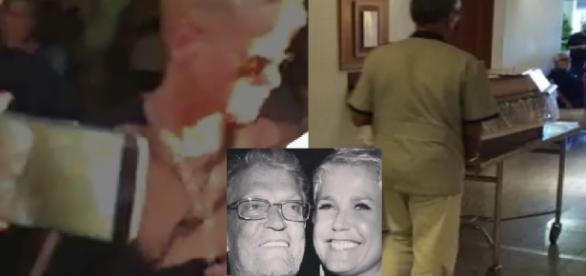 Pai de Xuxa é cremado no Rio de Janeiro - Google