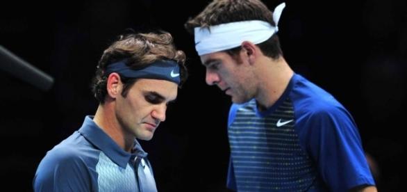 Roger Federer et Juan-Martin Del Potro pourraient se retrouver à Miami