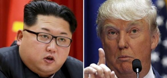 The really odd couple: Donald Trump says he would meet North ... - scmp.com
