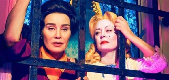 Watch Feud: Bette and Joan Trailer - See Jessica Lange, Susan ... - harpersbazaar.com