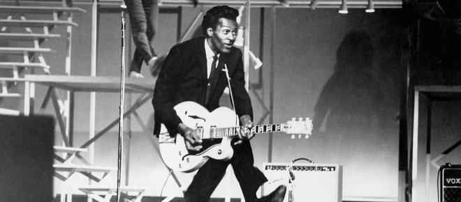 Chuck Berry's eternal impact on music, culture and society