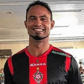 Goleiro Bruno, jogador do Boa Esporte