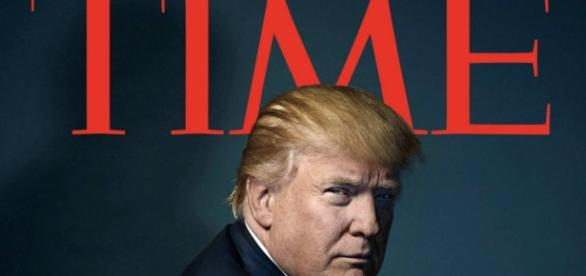 Donald Trump Gets 'Devil Horns' on Time Cover - snopes.com