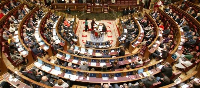 Líneas jocosas y distraídas sobre el espíritu parlamentario español