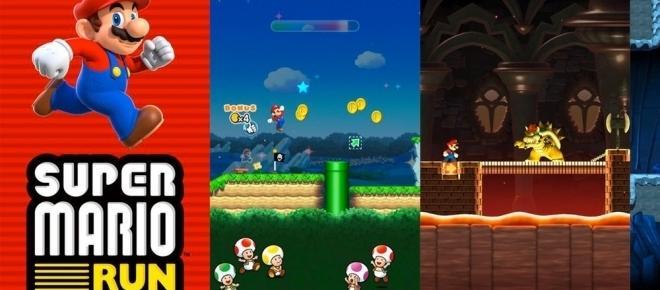 Super Mario Run para Android: lançamento dia 23/03/2017