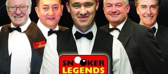 Snooker Legends: World Seniors to return next year