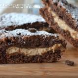 Crostata morbida al cacao con mascarpone e caffè | Chocolate tarts ... - pinterest.com