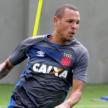 Luís Fabiano ainda não fez gol pelo Vasco