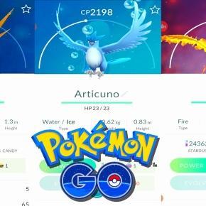 Pokémon Go, in arrivo gli Shiny e i leggendari: ecco come e dove catturarli