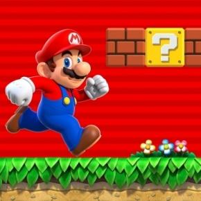 Nintendo lancia Super Mario Run
