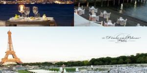 Cena in bianco: Napoli come Parigi.