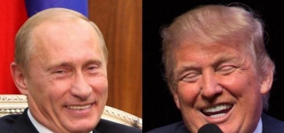 Donald Trump and Vladimir Putin, together - The Boston Globe - bostonglobe.com
