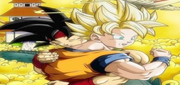 Dragon Ball Super: Bardock y Goku