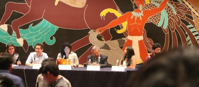 Cuauhtémoc Cárdenas visita la UNAM