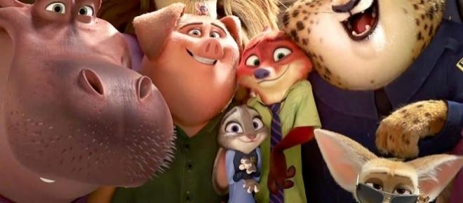 Zootopía y otros plagios de Disney