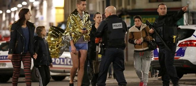 Terror attack in London catches British with their pants down
