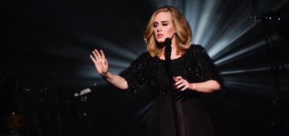la reine de la musique POP dans toute sa splendeur