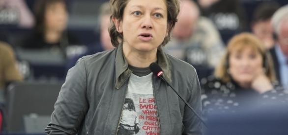 L'eurodeputata Eleonora Forenza protagonista di un video ironico sull'unità della sinistra (foto: flickr.com)