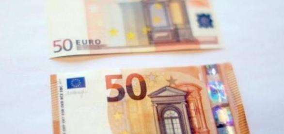 O nouă bancnotă de 50 de euro pe rampa de lansare Sursa: RaiNews
