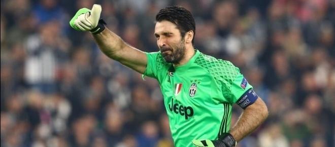 1000 Buffon: altro record per il portiere bianconero