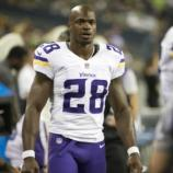 Adrian Peterson ruled out for Vikings in week 16 against Packers - thevikingage.com