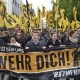 BLOCKIT : Der Identitäre Aufmarsch in #Wien | Flickr - flickr.com