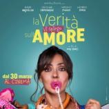 """Locandina del film """"La verità, vi spiego, sull'amore"""" (via Coming Soon)"""