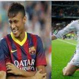 Neymar Messi y James cumplieron con creces en sus selecciones