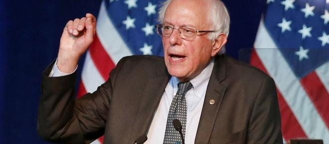 Bernie Sanders Twitter: attacked by pro-lifers after Planned Parenthood tweet