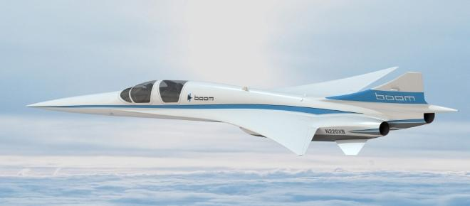 Colorado startup producing prototype of a supersonic airliner