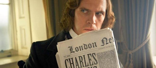 First look at Downton Abbey's Dan Stevens as Charles Dickens