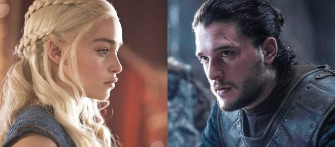 Daenerys y Jon Nieve para Dolce & Gabbana