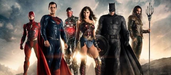 Justice League nos abre camino a su próximo Tráiler