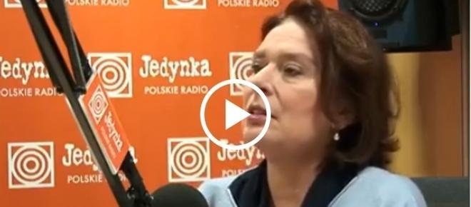 TVN tego nie pokaże! Kidawa-Błońska szkaluje Polaków i porównuje ich do..[WIDEO]