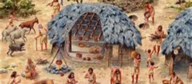 La existencia del ser humano dio paso al camino de la historia