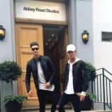 Franklin Lake at Abbey Road Studios