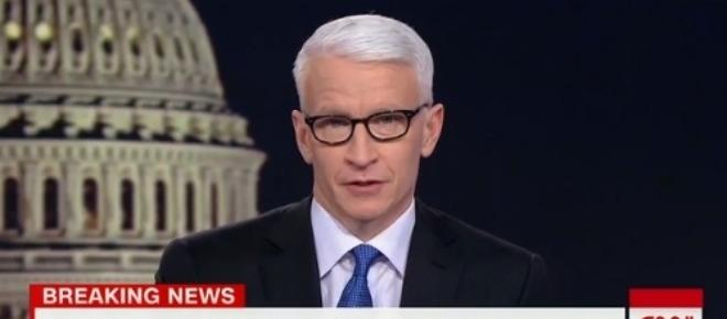 CNN host takes 60 secs to debunk Trump claim over promising to repeal Obamacare