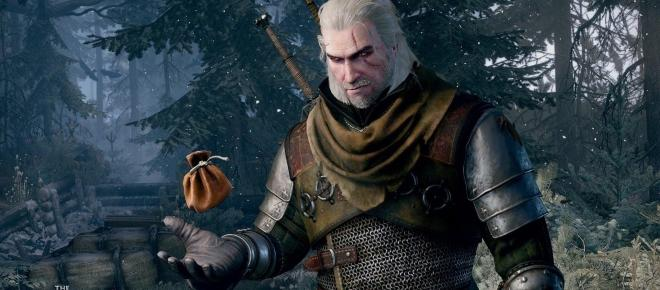 The Witcher creator doesn't earn a cent from game sales