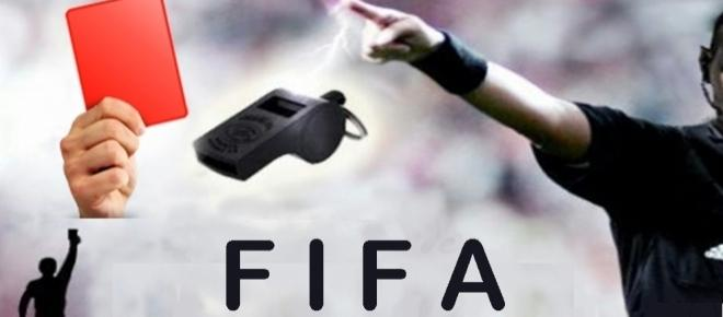 Otra de árbitros: FIFA inhabilita de por vida a silbante internacional