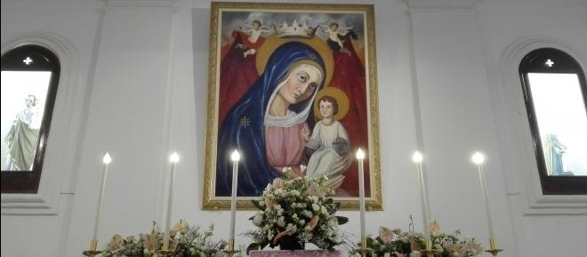 Ritorna il nuovo dipinto nella chiesa Santa Maria di Talsano