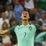 Cristiano Ronaldo accumule les records!