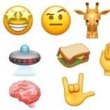 Em breve haverá novos emojis disponíveis