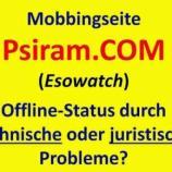 GWUP.WATCH: Psiram, wir haben ein Problem - blogspot.com