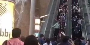 Acidente com escada rolante aconteceu em Shopping em Hong Kong