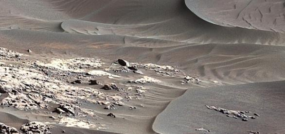 NASA's Curiosity Is Investigating Sand Dunes On Mars - capitalberg.com
