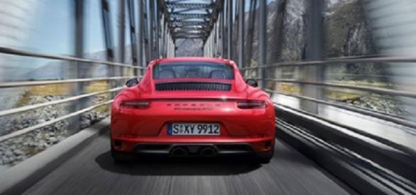 Porsche Germany's profit for each car sold is $17,000./Photo via Porsche