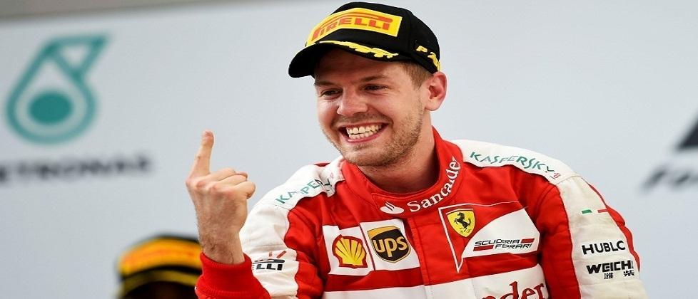 Fórmula Uno; Sebastian Vettel gana el Gran Premio de Australia-2017