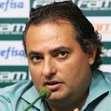Executivo de futebol do Palmeiras