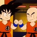 Goku y krilin grandes amigos desde la infancia!